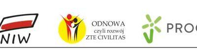 Dotacja Narodowego Instytutu Wolności dla ZTE Civilitas