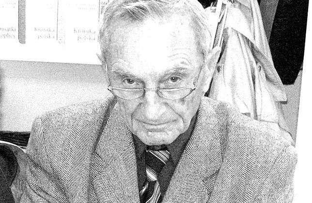 Profesor Henryk Bohdan Samsonowicz